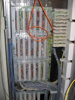 The Barrett 2061 HF phone patch provides an interface between an HF network