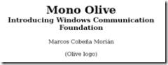 monoolive