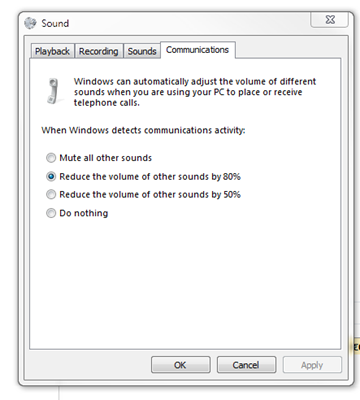 volumedownoncommunicate