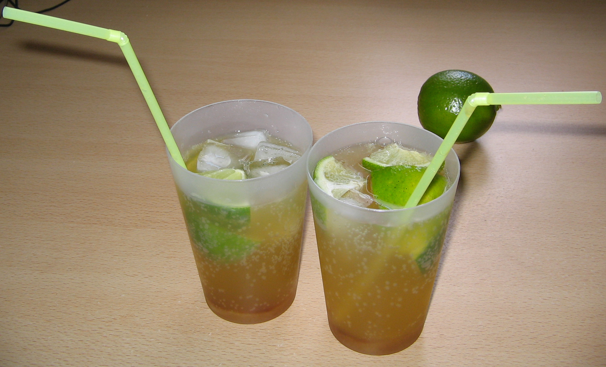 Ipanema Punch Recipe — Dishmaps