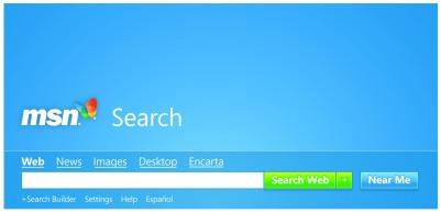 Msn search partenaire