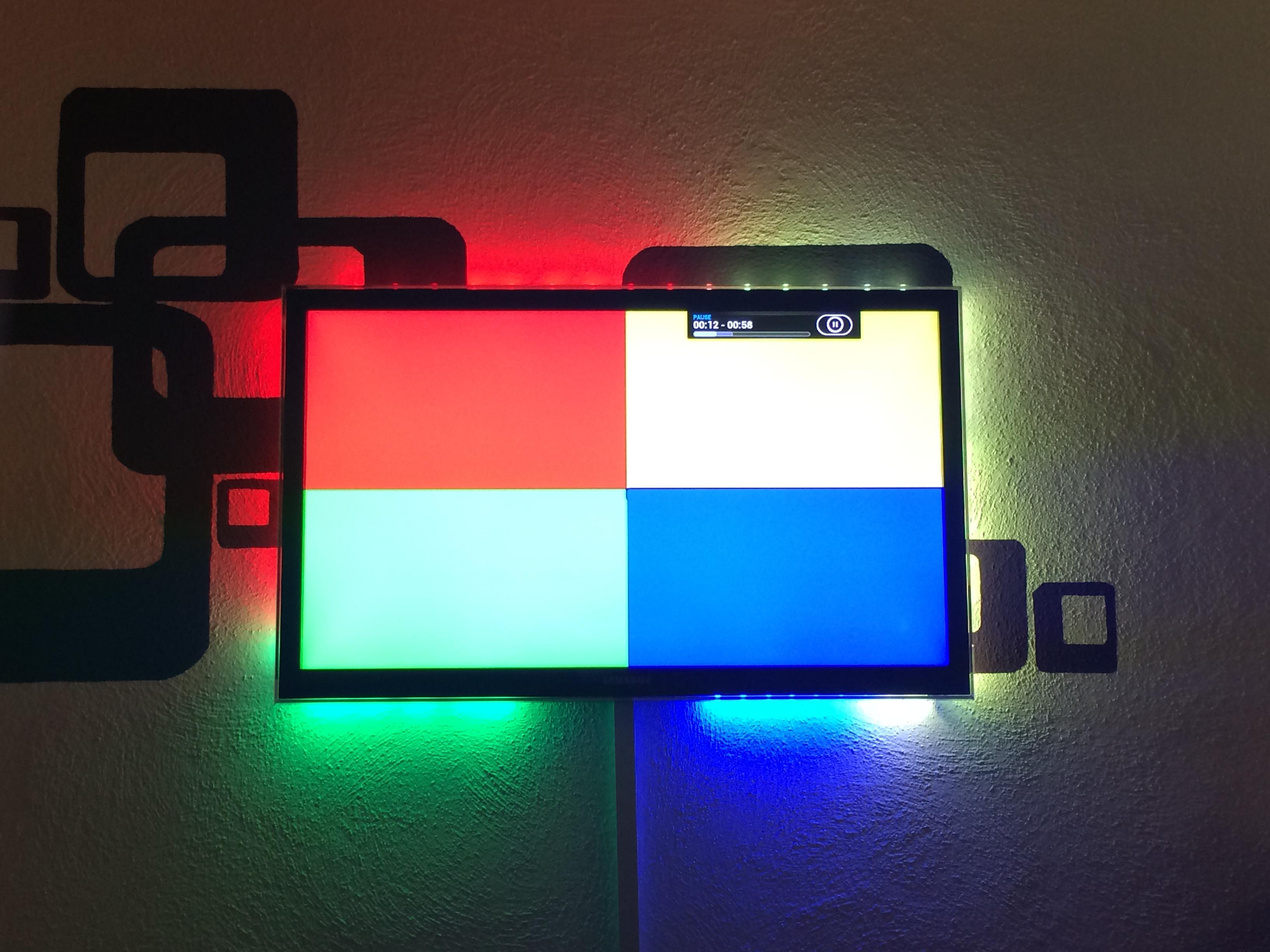 Setting Up Boblight With A Raspberry Pi And Raspbmc